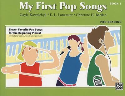 My First Pop Songs, Bk 1
