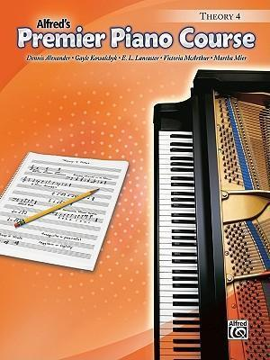 Premier Piano Course Theory, Bk 4