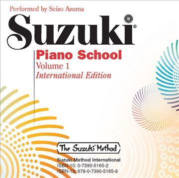 Suzuki Piano School, Vol 1