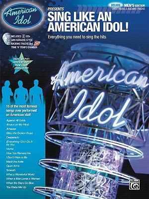 Sing Like an American Idol: Deluxe Men's Edition