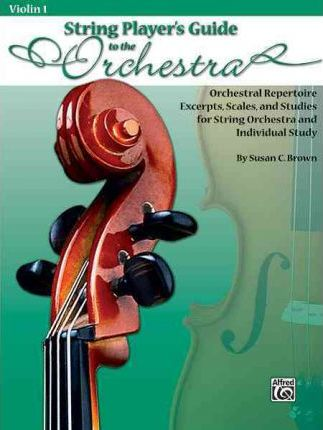String Player's Guide to the Orchestra, Violin 1