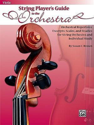 String Player's Guide to the Orchestra, Viola