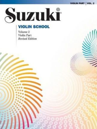 Suzuki Violin School, Vol 2