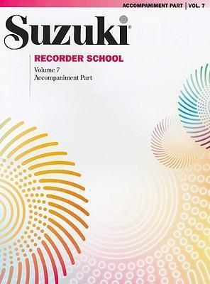 Suzuki Recorder School: Accompaniment Part