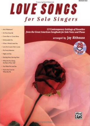 Love Songs for Solo Singers