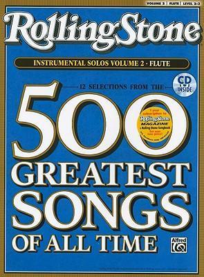 Selections from Rolling Stone Magazine's 500 Greatest Songs of All Time (Instrumental Solos), Vol 2