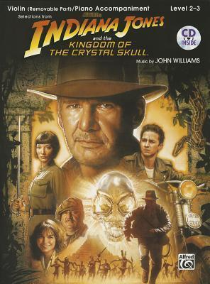 Indiana Jones and the Kingdom of the Crystal Skull Instrumental Solos for Strings