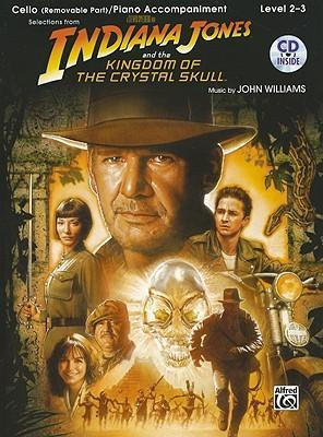 Indiana Jones and the Kingdom of the Crystal Skull: Cello (Removable Part)/Piano Accompaniment