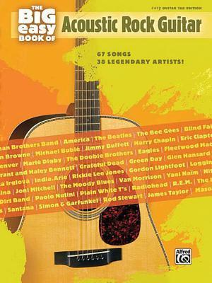 The Big Easy Book of Acoustic Rock Guitar