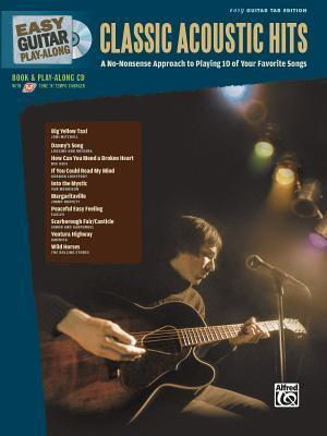 Easy Guitar Play-Along Classic Acoustic Hits