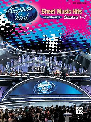 American Idol: Sheet Music Hits, Seasons 1-7