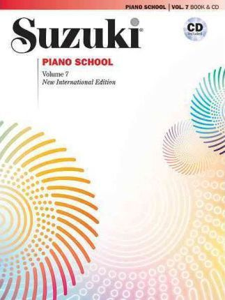 Suzuki Piano School, Vol 7