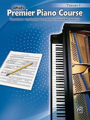 Alfred's Premier Piano Course, Theory 5