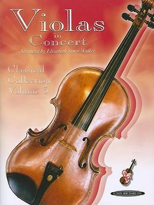 Violas in Concert, Vol 3