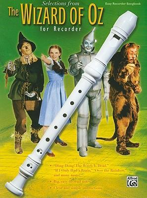 Selections from the Wizard of Oz for Recorder