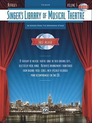 Singer's Library of Musical Theatre, Vol 1