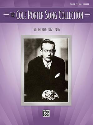 The Cole Porter Song Collection, Volume One