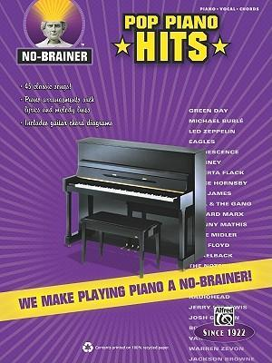 No-Brainer Pop Piano Hits