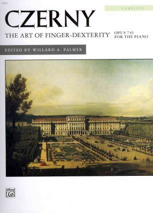 The Art of Finger-Dexterity, Opus 740 for the Piano, Complete
