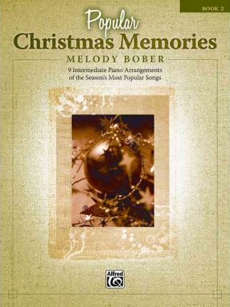 Popular Christmas Memories, Bk 2