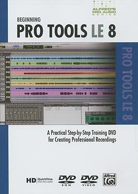 Beginning Pro Tools LE 8