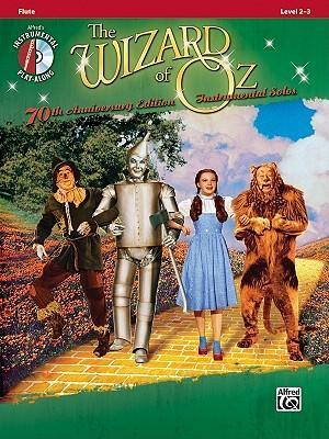 The Wizard of Oz Instrumental Solos: Flute