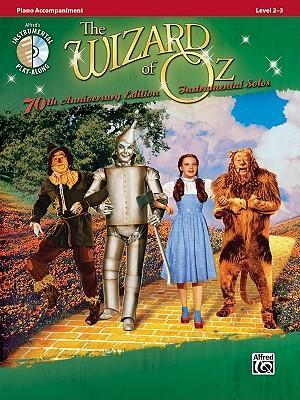 The Wizard of Oz Instrumental Solos: Piano Accompaniment