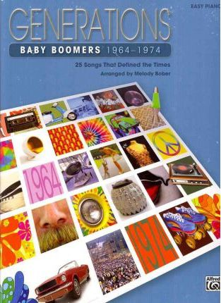 Baby Boomers, 1964-1974: Easy Piano