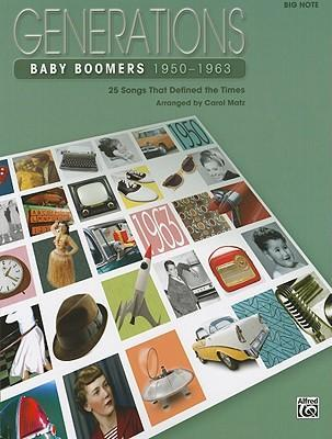 Baby Boomers, 1950-1963