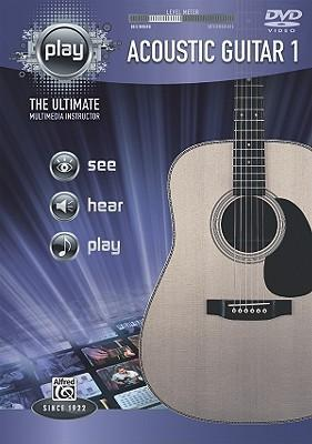 Alfred's Play Acoustic Guitar 1