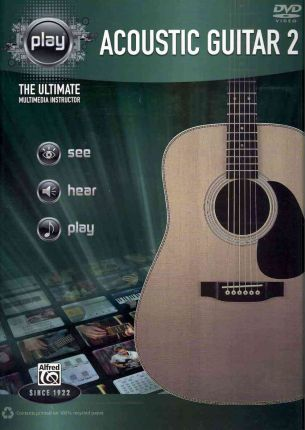 Alfred's Play Acoustic Guitar 2