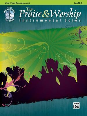 Top Praise & Worship Instrumental Solos, Level 2-3