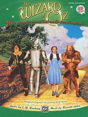 The Wizard of Oz Deluxe Guitar Songbook