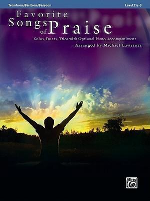 Favorite Songs of Praise: Trombone/Baritone/Bassoon