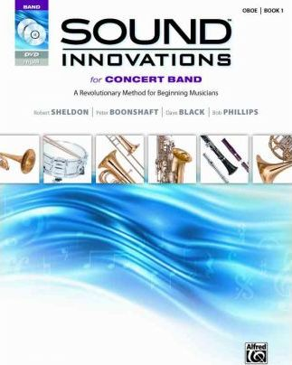 Sound Innovations for Concert Band: Oboe, Book 1