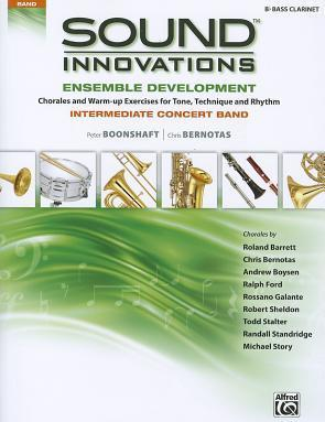 Sound Innovations Ensemble Development: BB Bass Clarinet