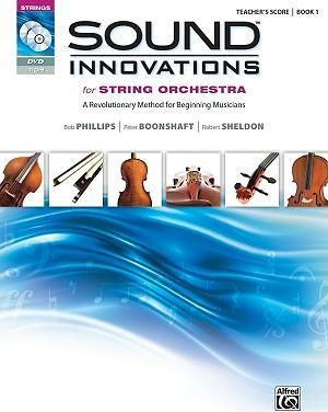 Sound Innovations for String Orchestra, Bk 1