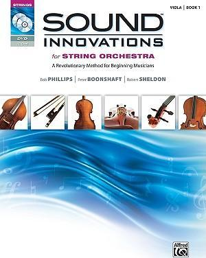 Sound Innovations for String Orchestra: Viola, Book 1