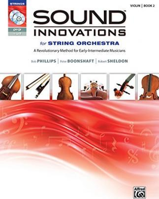 Sound Innovations for String Orchestra, Bk 2
