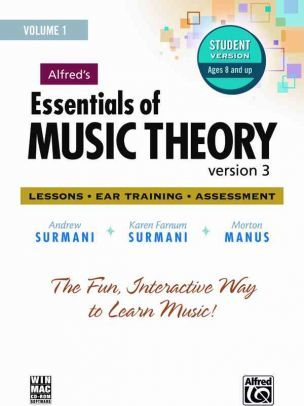 Alfred's Essentials of Music Theory Software, Version 3.0, Vol 1