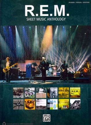 R.E.M. Sheet Music Anthology