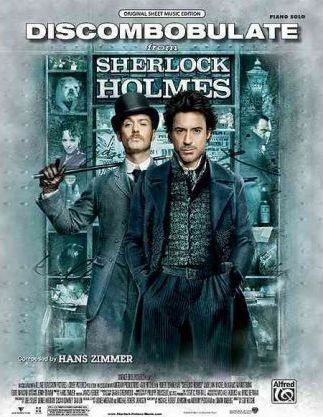 Discombobulate (from the Motion Picture Sherlock Holmes) : Hans