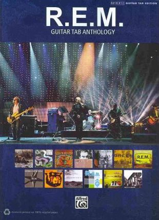 R.E.M. Guitar Tab Anthology