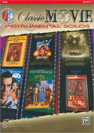Classic Movie Instrumental Solos