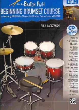 On the Beaten Path Beginning Drumset Course, Level 2