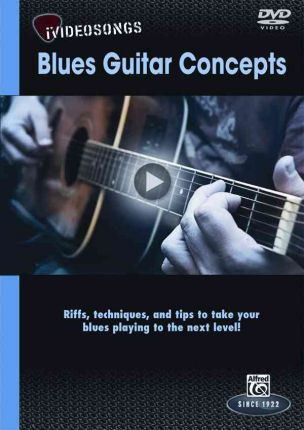 Ivideosongs -- Blues Guitar Concepts
