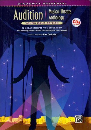 Broadway Presents! Teen Male Vocal Anthology
