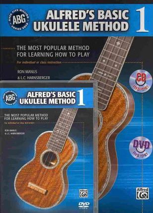 Alfred's Basic Ukulele Method