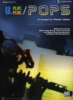 U.play.plus./Pops Alto Sax