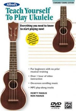 Alfred's Teach Yourself to Play Ukulele: Standard Tuning Edition